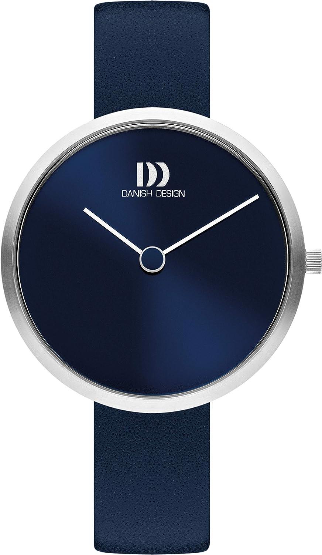 Danish Design Womens Frihed Centro Watch - Blue