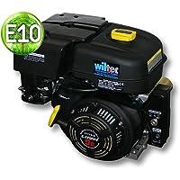 WilTec Motor de Gasolina LIFAN 177 6,6kW (9CV) con Embrague en baño de Aceite y E-Start
