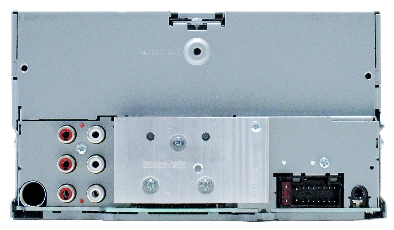 JVC KW-R920BT Bluetooth Double Din Stereo: Amazon.co.uk: Electronics