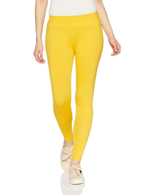 Lux Lyra Women's Leggings AL Legg Yellow 60