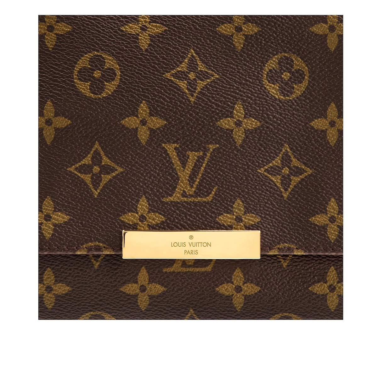 75153768961 Louis Vuitton Favorite MM Monogram Canvas M40718 Handbag: Handbags:  Amazon.com