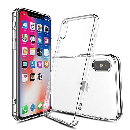 Amazon.com: Pasnity - Carcasa para iPhone XS / iPhone X ...