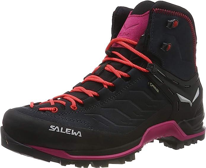SALEWA WS Alpenviolet Mid GTX Zapatos de High Rise Senderismo para Mujer