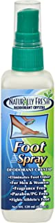 product image for Naturally Fresh Deodorant Crystal Foot Spray - 4 fl oz
