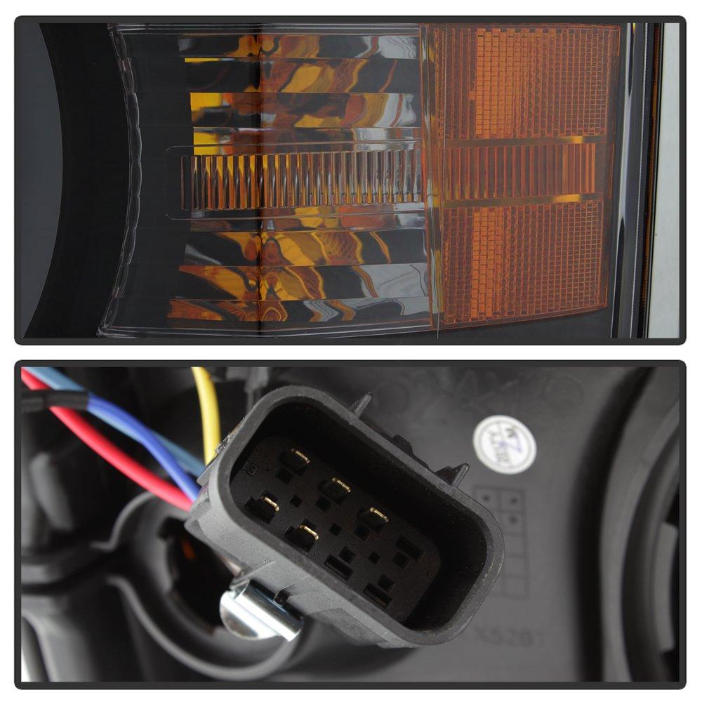 Xtune PRO-JH-CS14-LBDRL-BK Projector Headlight