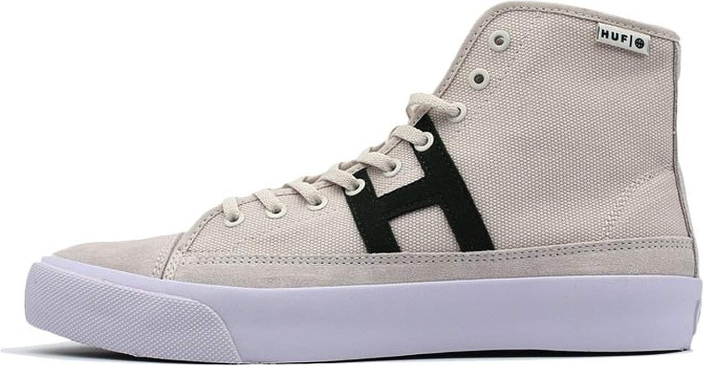 HUF Skateboard Shoes Hupper 2 Hi Black
