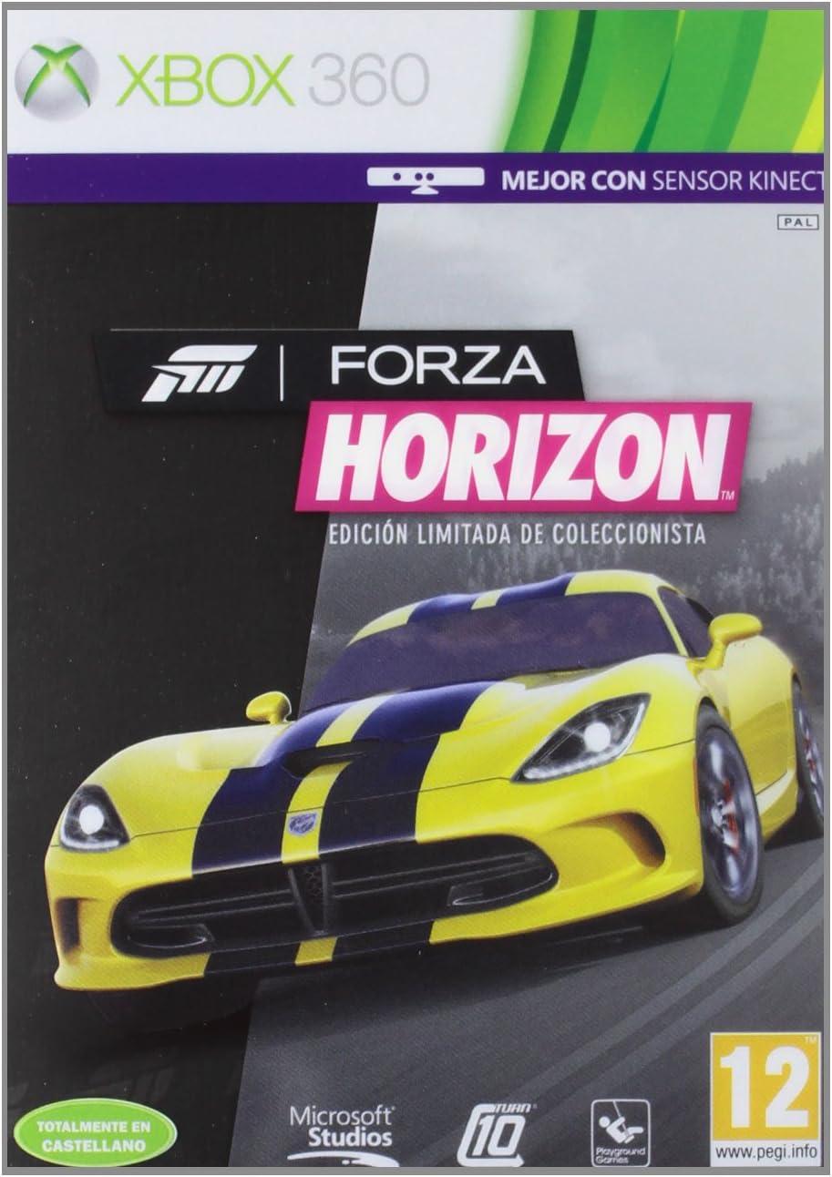 Forza Motorsport Horizon Edicion Coleccionista: Amazon.es: Videojuegos