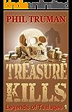 Treasure Kills: Legends of Tsalagee Book 1