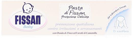 9 opinioni per Fissan- Pasta protettiva, con Ossido di Zinco ed Estratti di Camomilla- 100 ml
