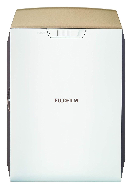 Amazon.com: Fujifilm Instax Share SP-2 (oro) + Fujifilm ...