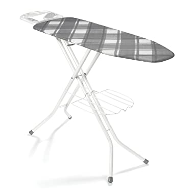 Polder IB-1558BBB Deluxe Ironing Board, 48  x 15 , Includes Cover and Pad
