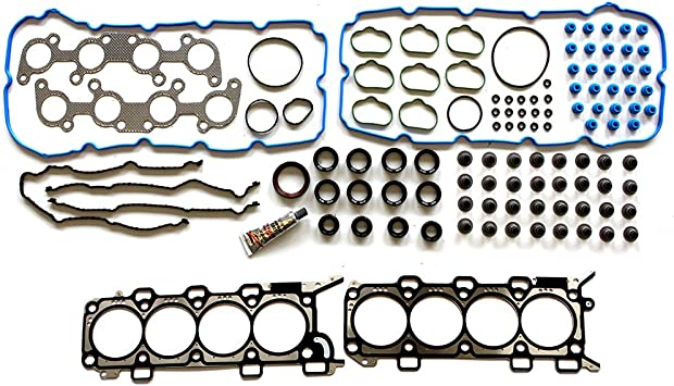 SCITOO Compatible with Cylinder Head Gasket Kits fit Ford F-150 Mustang 5.0L V8 GAS DOHC 2011-2014 Engine Head Gaskets Automotive Replacement Gasket Set