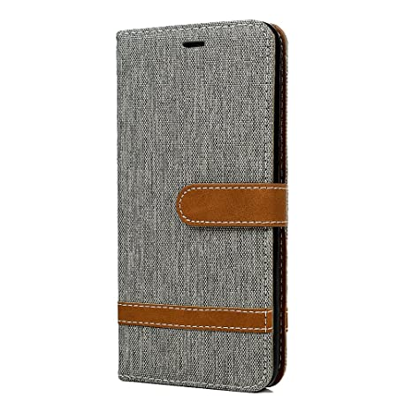 Tophung Funda para Huawei Honor 7X (piel sintética, carcasa ...