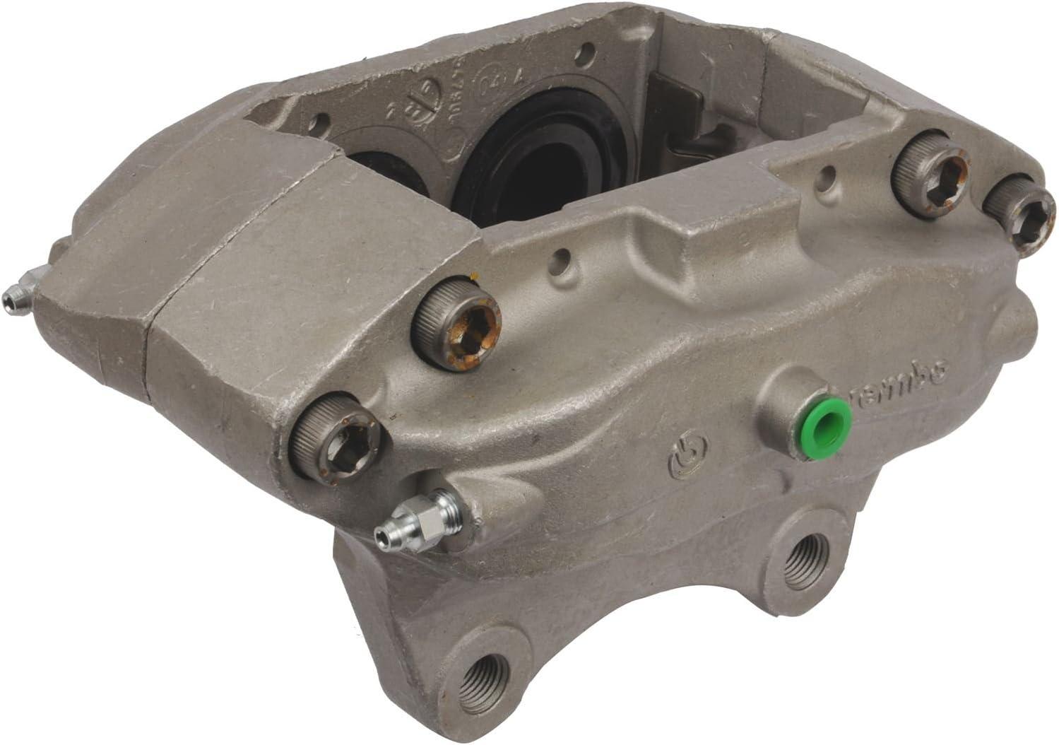 Disc Brake Caliper-Unloaded Caliper Front Left Cardone 19-3858 Reman