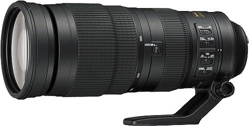 nikon 200-500mm telephoto lens