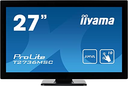 Iiyama Prolite T2736msc B1 68 6 Cm Amva Led Monitor Computer Zubehör