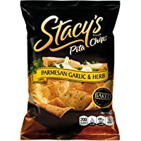 24-Pk. Stacy's Parmesan Garlic & Herb Pita Chips