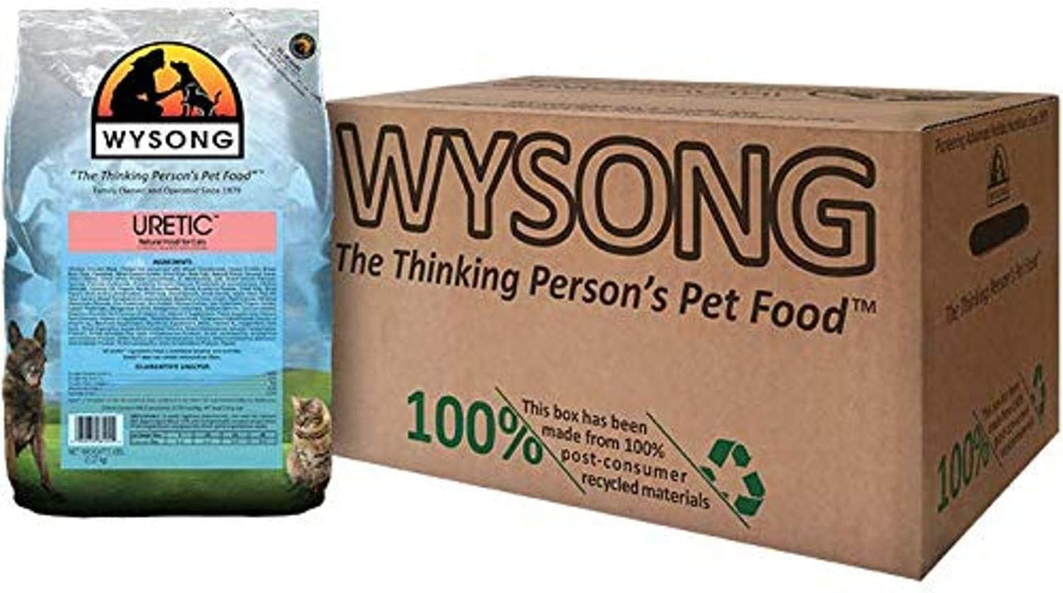 Wysong Uretic - Dry Natural Food for Cats