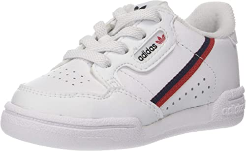 adidas Originals Continental 80 J Sneaker Kind Weiss Sneaker Low Shoes