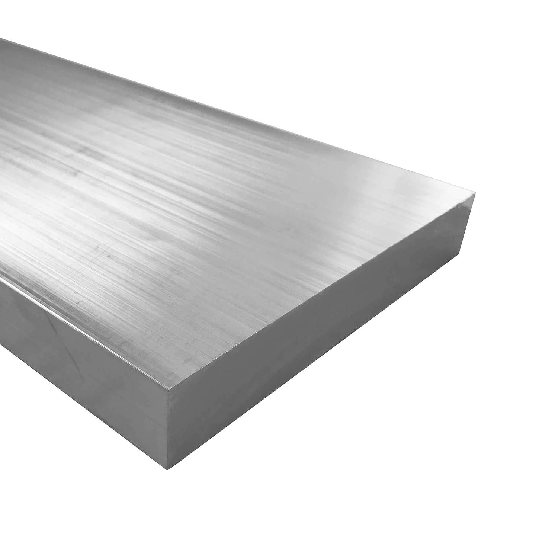 T6511 Mill Stock 1 x 6 Aluminum Flat Bar 6061 Plate 1 Length