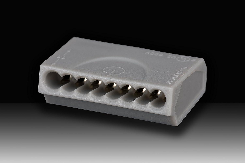 Bornes de connexion 8 x 0 5-1,5 mm/² ViD