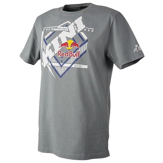 Kini Red Bull - Camiseta de Manga Corta - para niño  Amazon.es  Ropa y  accesorios d10b080985b