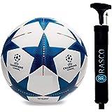 RASCO Combo Blue Star Football with AIR Pump