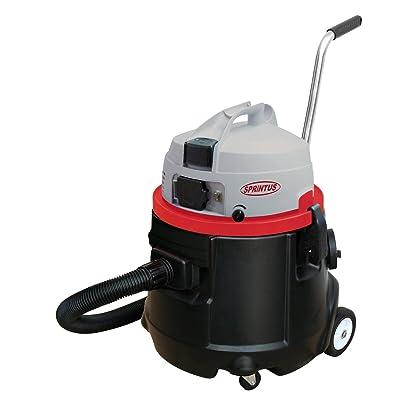 Pumpe à vide N51/1 KPS de Sprintus pour pomper l'eau après marée haute ou dégâts aux canalisation, assainissement de toit plats, nettoyage d'étangs ou piscines et autres tâches d