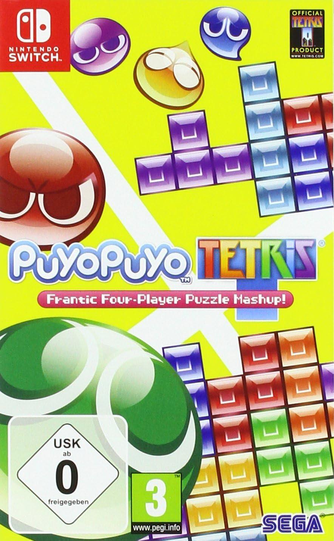 SEGA Puyo Puyo Tetris Básico Nintendo Switch vídeo - Juego (Nintendo Switch, Arcada): Amazon.es: Videojuegos