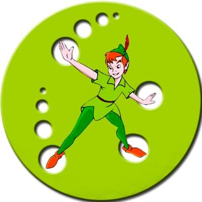 Running Peter Pan