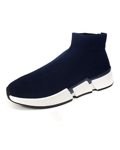 gamma molto ambita di tra qualche giorno la più grande selezione del 2019 Zara Uomo Sneakers a Stivaletto Modello calzino 5105/302 ...