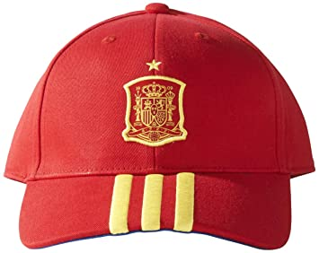 adidas Federación Española de Fútbol 3S Cap - Gorra Unisex