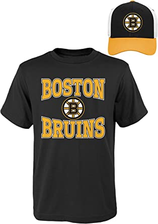 NHL by Outerstuff Youth Boys Core Short Sleeve Tri-blend Tee