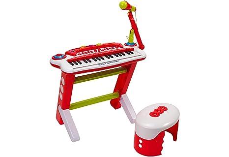 Globo globo 37317 factory suono 37 keys pianoforte con microfono e