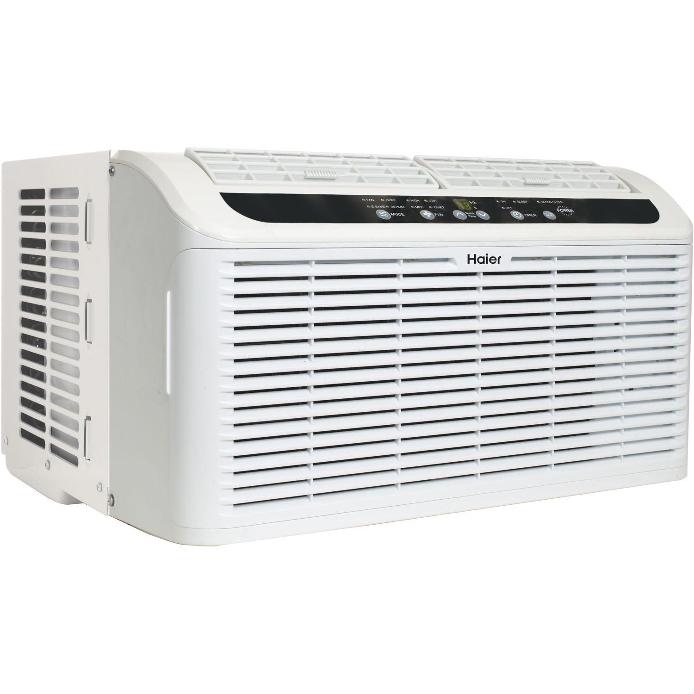 Haier ESAQ406P Serenity Series 6050 BTU 115V Window Air Conditioner with LED Remote Control: Amazon.es: Hogar