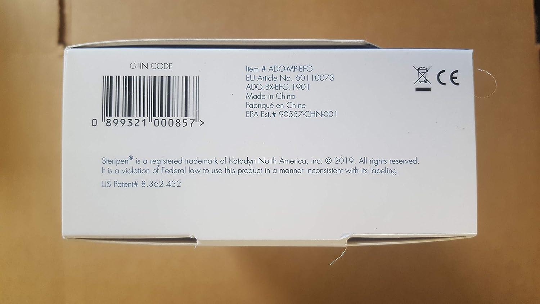 Steri Pen Igiene Depuratore,Unisex - Adultos, Multicolor, un ...
