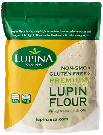 Lupina Harina de lupines.: Amazon.com: Grocery & Gourmet Food