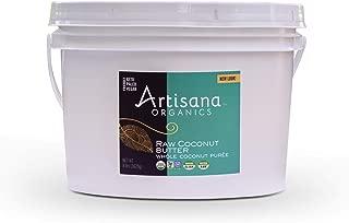 product image for Artisana Organics Non GMO Raw Coconut Butter, 8 lbs