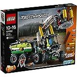 LEGO 乐高  拼插类 玩具  Technic 机械组系列 多功能林业机械 42080 10-16岁