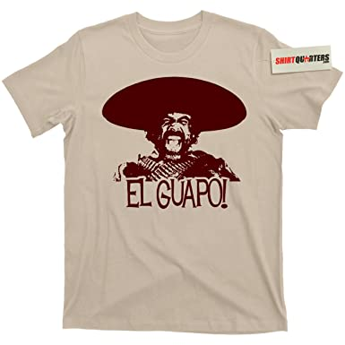 851a4532 El Guapo Three Amigos Eighties Funny Villain Outlaw Its a Sweater ...