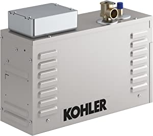 Kohler K-5529-NA Invigoration Steam Generator, 9 kW