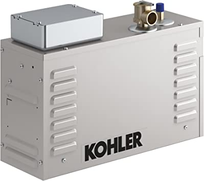 Kohler K 5531 Na Invigoration Series Steam Generator 11 Kw Amazon Com