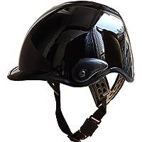 AutokraftZ AZ-VSTARK Half Face Helmet (Black, XL)