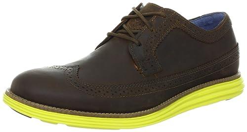Zapatos con cordones Gavin 68046 Marrón Skechers