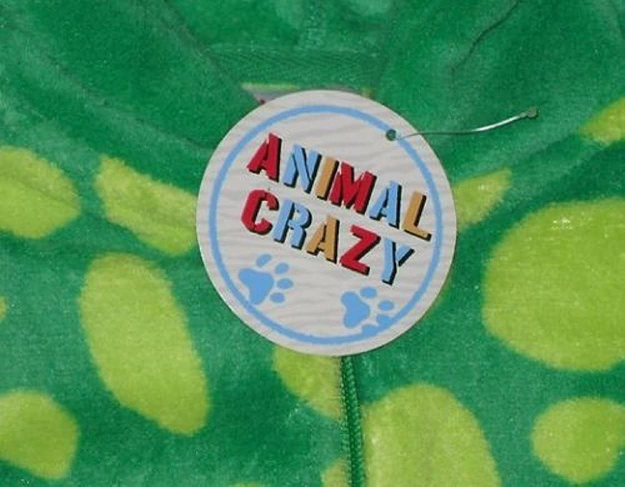 9-10 Years animal crazy m Boys Onesie All In One Pyjamas Dinosaur Super Soft 2-11 Years