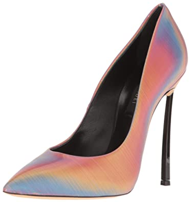 eb2ac75c67712 Amazon.com  Casadei Women s Neonlight Blade Dress Pump  Shoes