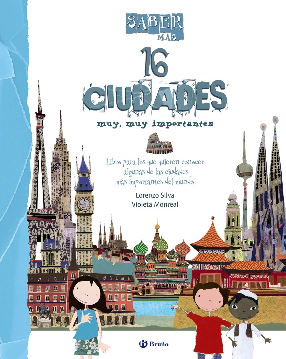 Read Online 16 ciudades muy, muy importantes/ 16 Very, Very Important Cities (Know More) (Spanish Edition) pdf epub