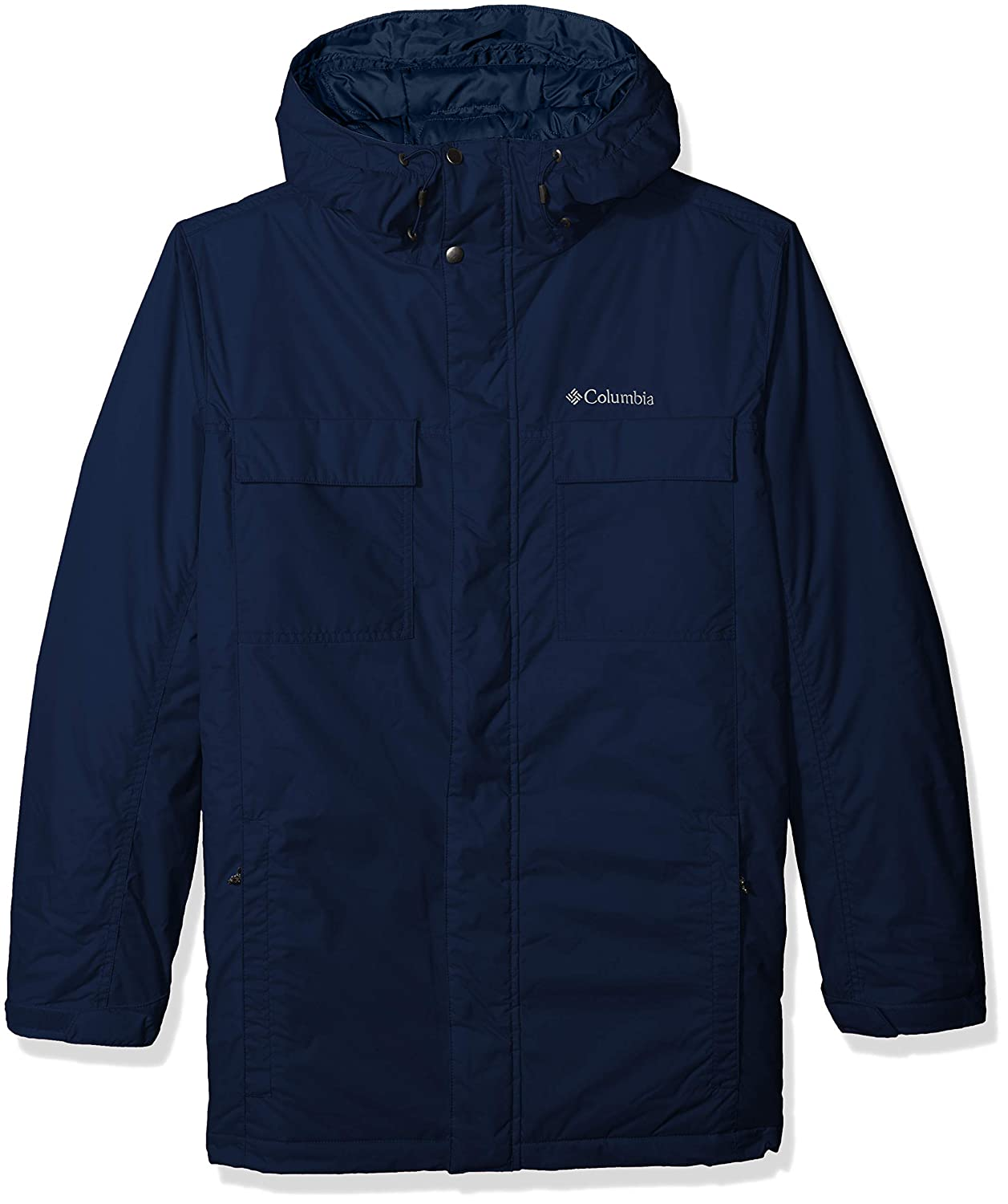 Columbia Mens Big-Tall Ten FallsTM Big & Tall Jacket