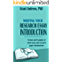 Research Essay Introduction: Format and Examples (Essay and Thesis Writing Book 5)
