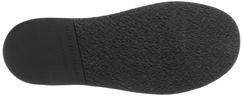 SELECTED Damen FEMME Damen SELECTED Sfronja Suede Boot Sneaker Schwarz (schwarz) bfd62e